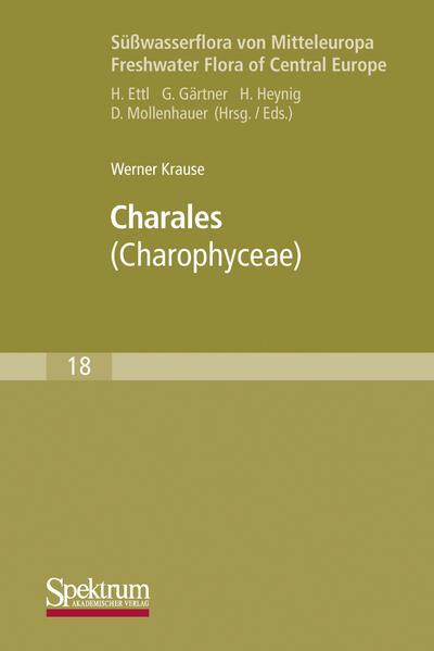 Süßwasserflora von Mitteleuropa, Bd. 18: Charales - Coverbild