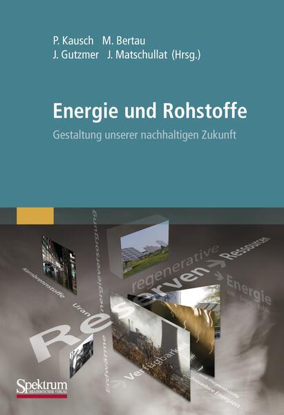 Energie und Rohstoffe - Coverbild