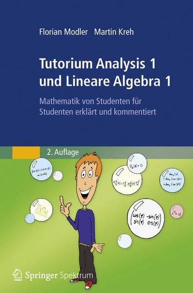 Tutorium Analysis 1 und Lineare Algebra 1 - Coverbild
