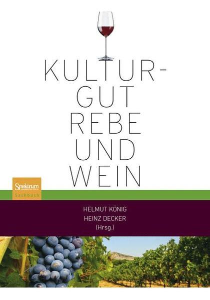Kulturgut Rebe und Wein - Coverbild