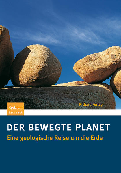 Der bewegte Planet - Coverbild