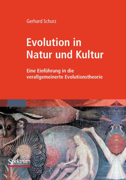 Evolution in Natur und Kultur - Coverbild