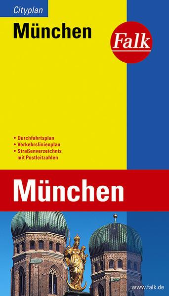 Download Falk Cityplan München 1:20 000 PDF Kostenlos