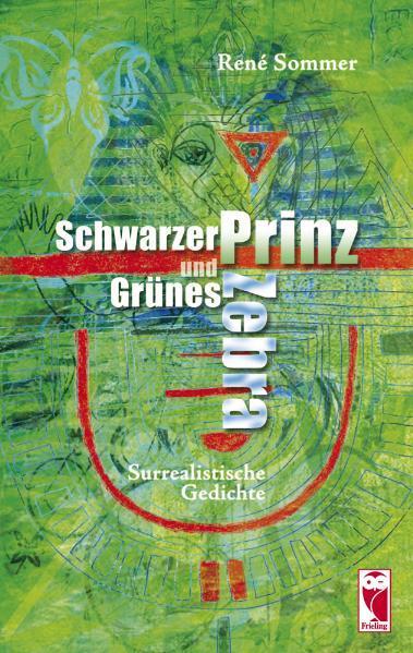 Schwarzer Prinz und Grünes Zebra - Coverbild