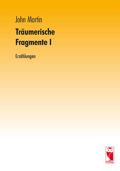 Träumerische Fragmente I - Coverbild