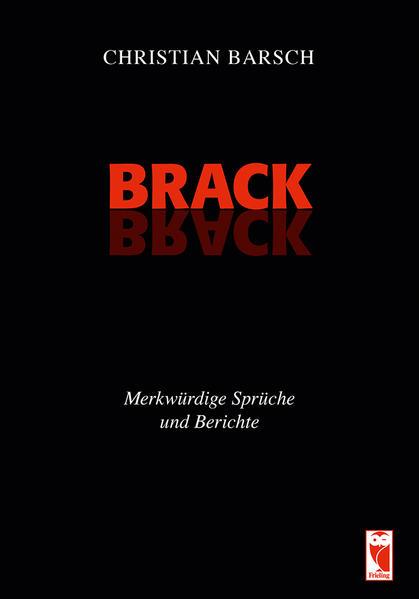Brack - Coverbild