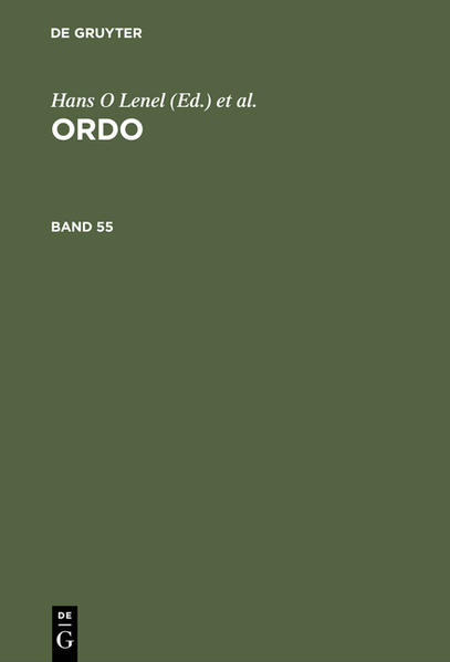 ORDO - Coverbild
