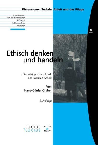 Ethisch denken und handeln - Coverbild