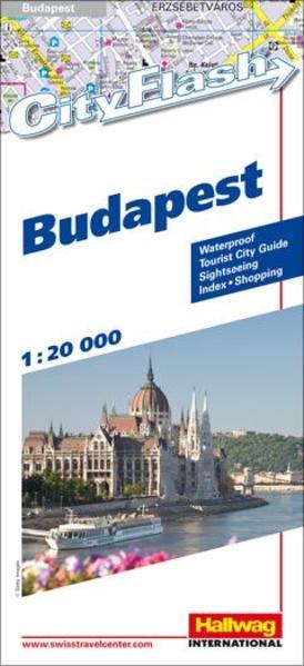 Budapest City Flash - Coverbild