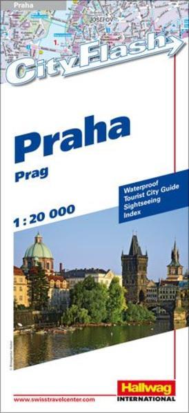 Prag City Flash - Coverbild
