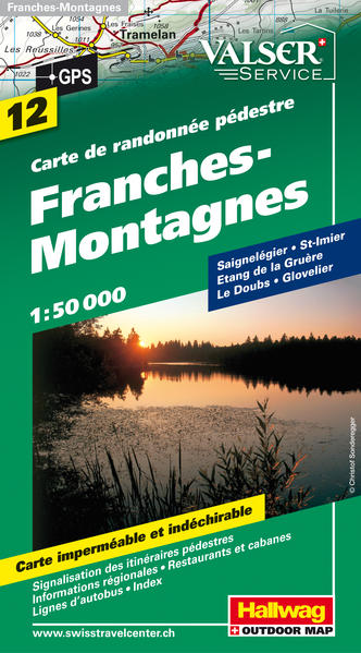 Franches-Montagnes - Coverbild