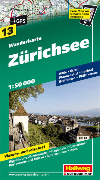 Zürichsee - Coverbild