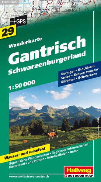 Gantrisch / Schwarzenburgerland - Coverbild