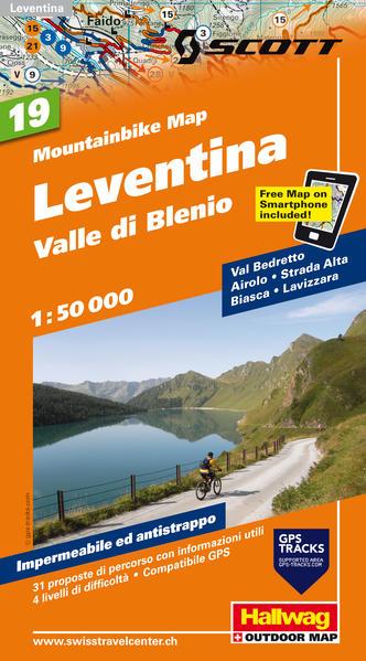 Leventina, Valle di Blenio - Coverbild