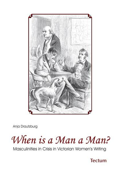 When is a Man a Man? - Coverbild