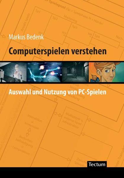Computerspielen verstehen - Coverbild