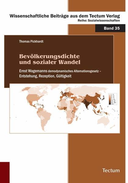 Bevölkerungsdichte und sozialer Wandel - Coverbild