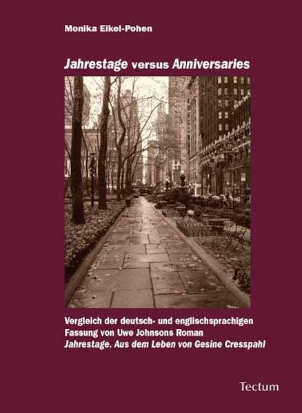 Download Jahrestage versus Anniversaries Epub Kostenlos