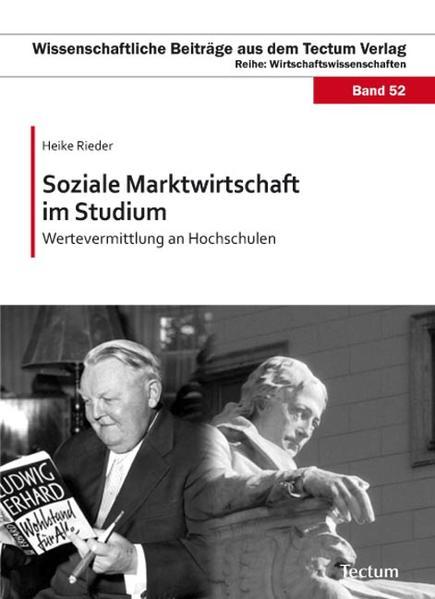 Soziale Marktwirtschaft im Studium - Coverbild