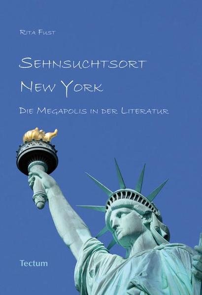 Sehnsuchtsort New York - Coverbild