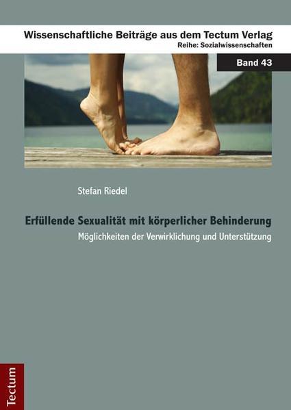 Erfüllende Sexualität mit körperlicher Behinderung - Coverbild