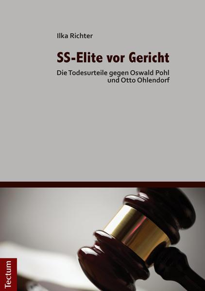 SS-Elite vor Gericht - Coverbild
