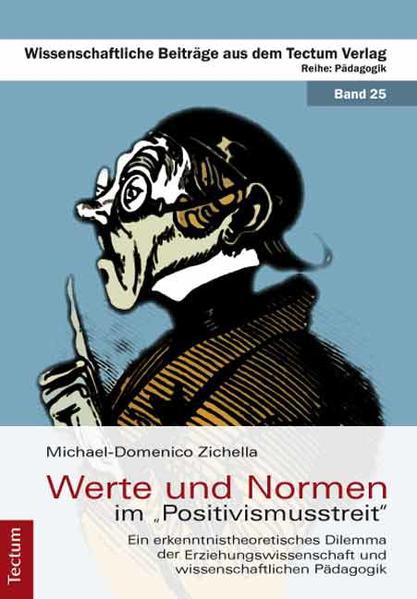 """Werte und Normen im """"Positivismusstreit"""" - Coverbild"""
