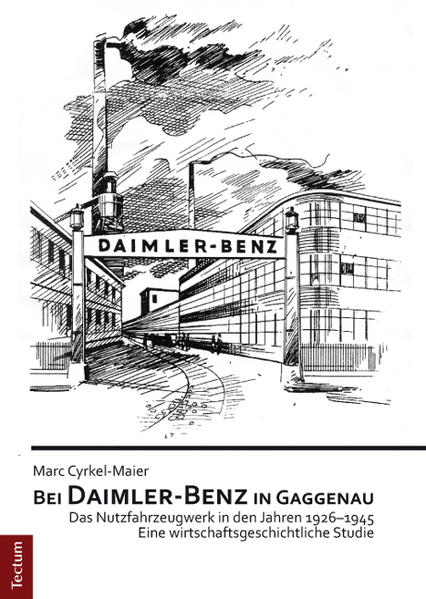 Bei Daimler-Benz in Gaggenau - Coverbild