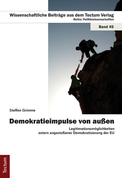 Demokratieimpulse von außen - Coverbild