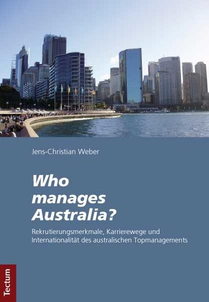 Who manages Australia? - Coverbild