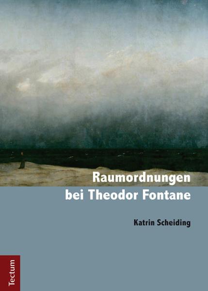 Raumordnungen bei Theodor Fontane - Coverbild