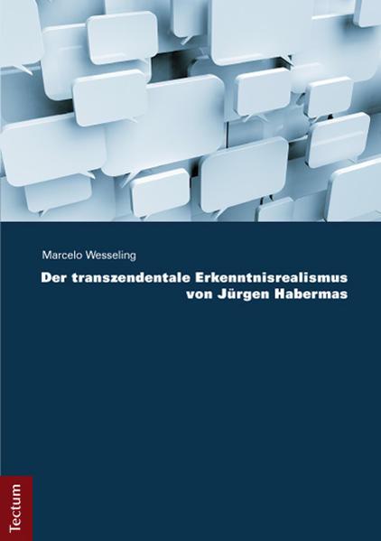 Der transzendentale Erkenntnisrealismus von Jürgen Habermas - Coverbild