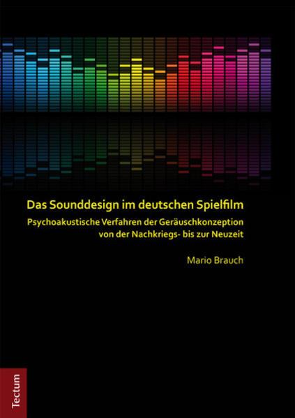 Das Sounddesign im deutschen Spielfilm - Coverbild