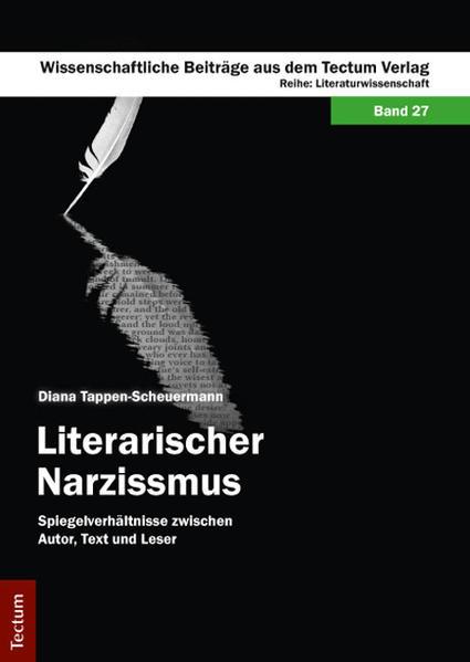 Literarischer Narzissmus - Coverbild