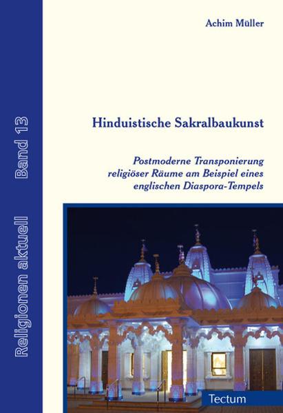 Hinduistische Sakralbaukunst - Coverbild