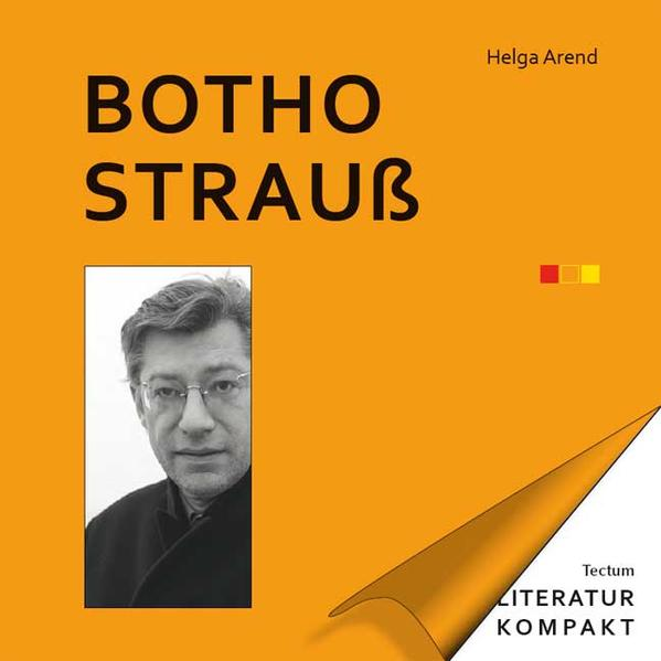 Literatur Kompakt: Botho Strauß - Coverbild