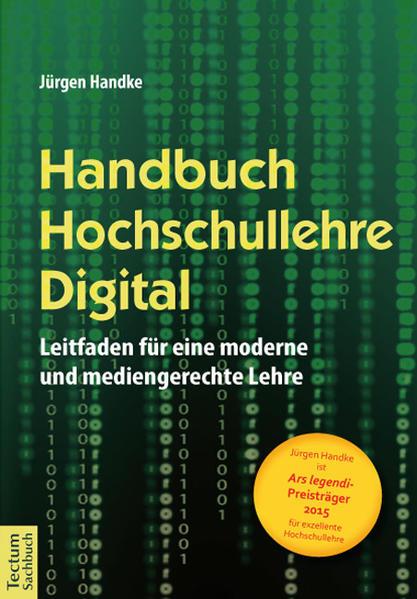 Handbuch Hochschullehre Digital - Coverbild