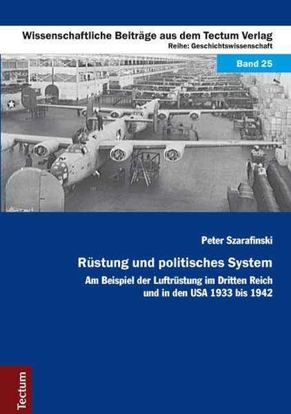 Rüstung und politisches System - Coverbild