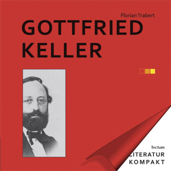 Literatur Kompakt: Gottfried Keller - Coverbild