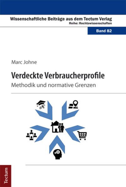 Verdeckte Verbraucherprofile - Coverbild