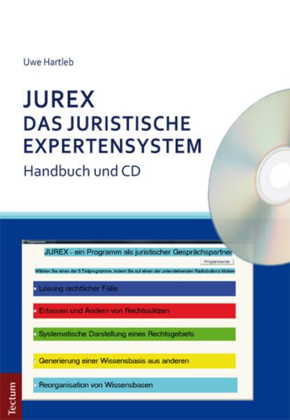 JUREX – Das juristische Expertensystem - Coverbild