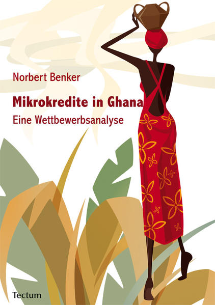 Mikrokredite in Ghana. - Coverbild