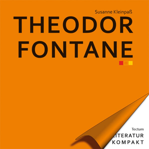 Literatur Kompakt: Theodor Fontane - Coverbild