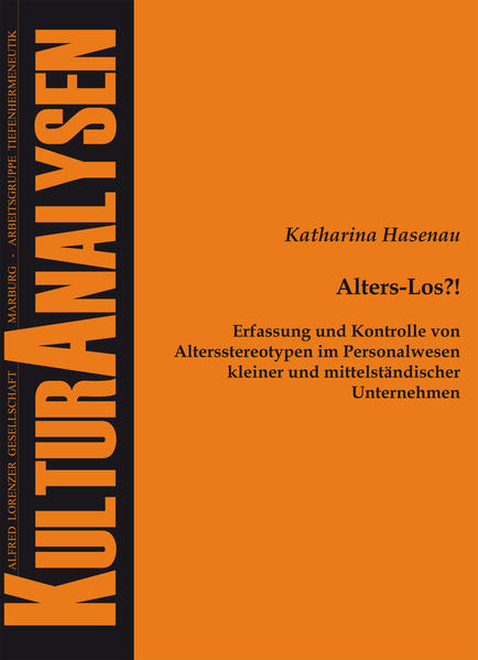 Alters-Los?! - Coverbild