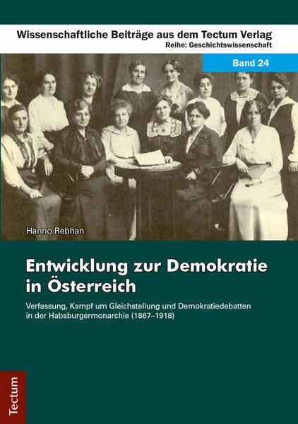 Entwicklung zur Demokratie in Österreich - Coverbild