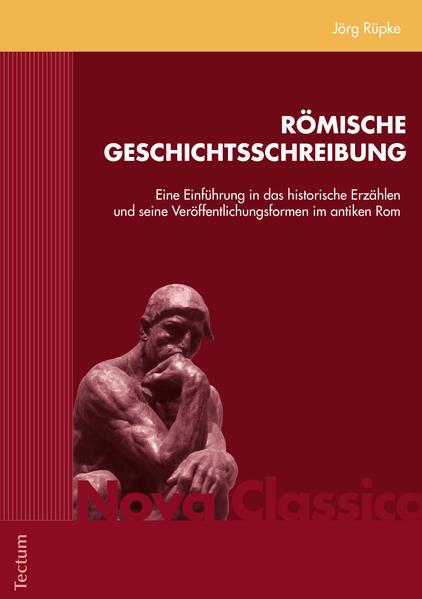 Römische Geschichtsschreibung - Coverbild