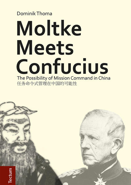 Moltke Meets Confucius - Coverbild