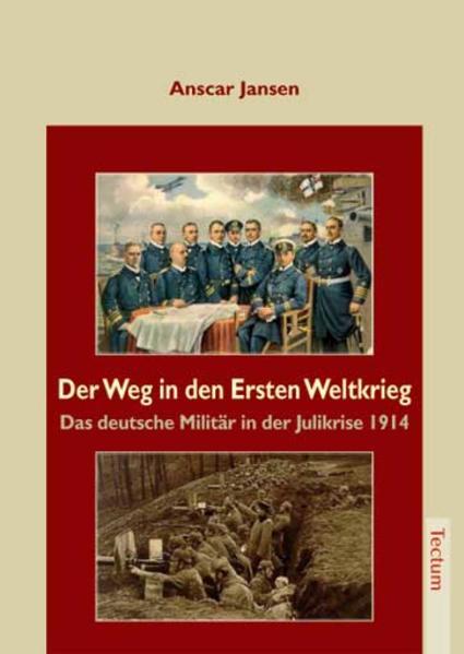 Der Weg in den Ersten Weltkrieg - Coverbild
