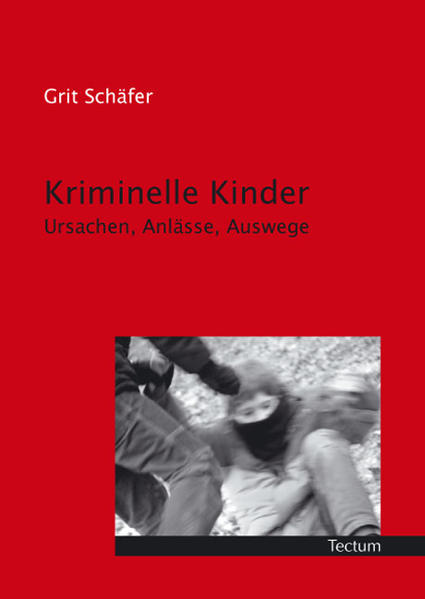 Kriminelle Kinder - Coverbild