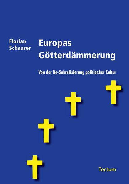 Europas Götterdämmerung - Coverbild